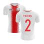 2020-2021 Poland Home Concept Football Shirt (Pazdan 2)