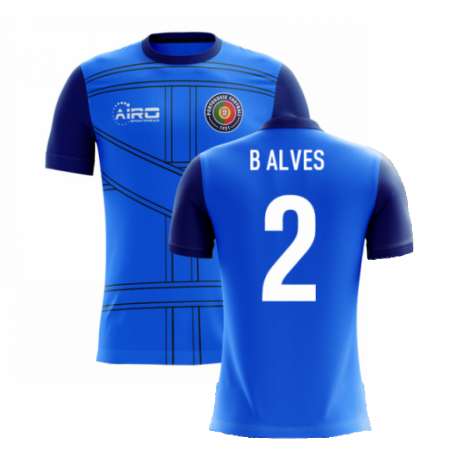 2020-2021 Portugal Airo Concept 3rd Shirt (B Alves 2)