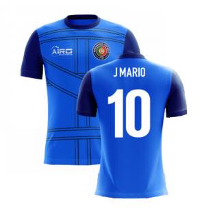 2020-2021 Portugal Airo Concept 3rd Shirt (J Mario 10) - Kids