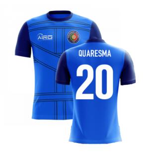 2020-2021 Portugal Airo Concept 3rd Shirt (Quaresma 20) - Kids