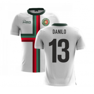 2020-2021 Portugal Airo Concept Away Shirt (Danilo 13) - Kids
