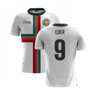 2020-2021 Portugal Airo Concept Away Shirt (Eder 9) - Kids