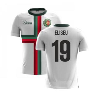 2020-2021 Portugal Airo Concept Away Shirt (Eliseu 19) - Kids
