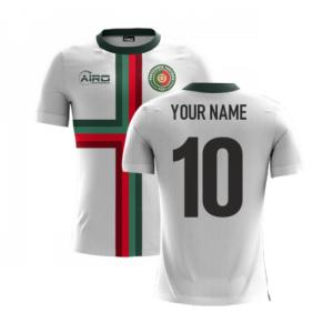 2020-2021 Portugal Away Concept Football Shirt