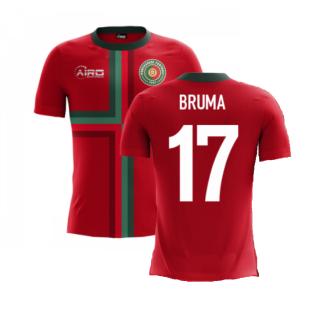 2020-2021 Portugal Airo Concept Home Shirt (Bruma 17) - Kids