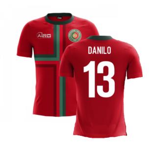 2020-2021 Portugal Airo Concept Home Shirt (Danilo 13) - Kids