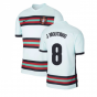 2020-2021 Portugal Away Nike Football Shirt (J Moutinho 8)