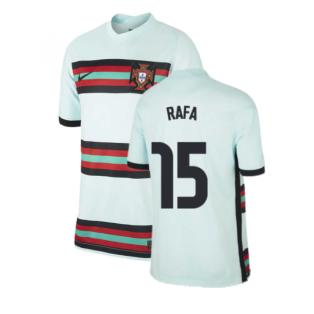 2020-2021 Portugal Away Nike Football Shirt (Kids) (RAFA 15)