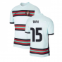 2020-2021 Portugal Away Nike Football Shirt (RAFA 15)