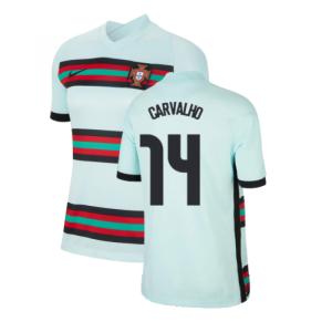 2020-2021 Portugal Away Shirt (Ladies) (CARVALHO 14)