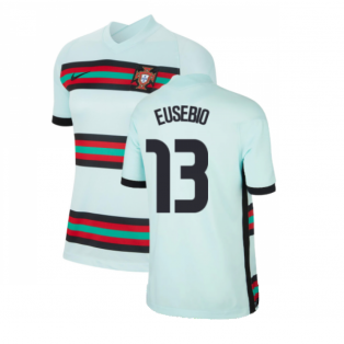 2020-2021 Portugal Away Shirt (Ladies) (EUSEBIO 13)