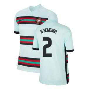 2020-2021 Portugal Away Shirt (Ladies) (N SEMENDO 2)