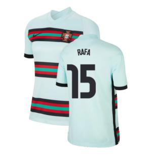 2020-2021 Portugal Away Shirt (Ladies) (RAFA 15)