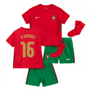 2020-2021 Portugal Home Nike Baby Kit (R SANCHES 16)