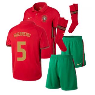 2020-2021 Portugal Home Nike Mini Kit (GUERREIRO 5)