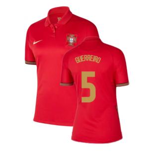 2020-2021 Portugal Home Nike Womens Shirt (GUERREIRO 5)
