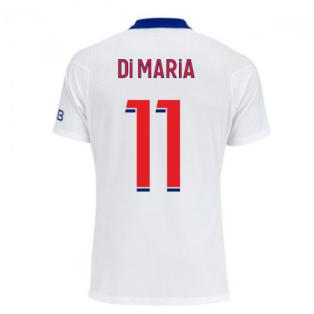 2020-2021 PSG Authentic Vapor Match Away Nike Shirt (DI MARIA 11)