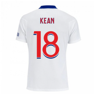 2020-2021 PSG Authentic Vapor Match Away Nike Shirt (KEAN 18)