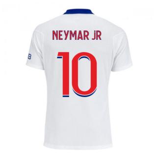 2020-2021 PSG Authentic Vapor Match Away Nike Shirt (NEYMAR JR 10)