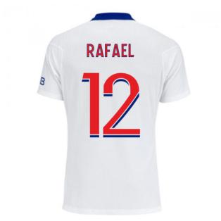 2020-2021 PSG Authentic Vapor Match Away Nike Shirt (RAFAEL 12)