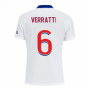 2020-2021 PSG Authentic Vapor Match Away Nike Shirt (VERRATTI 6)