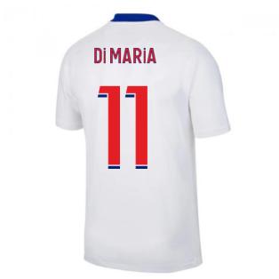 2020-2021 PSG Away Nike Football Shirt (DI MARIA 11)