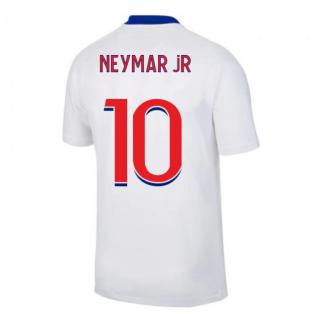 2020-2021 PSG Away Nike Football Shirt (NEYMAR JR 10)