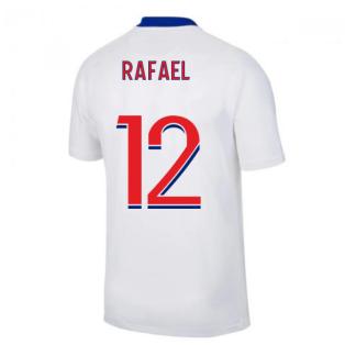 2020-2021 PSG Away Nike Football Shirt (RAFAEL 12)