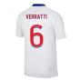 2020-2021 PSG Away Nike Football Shirt (VERRATTI 6)