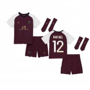 2020-2021 PSG Infants Third Kit (RAFAEL 12)