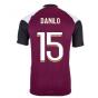 2020-2021 PSG Third Shirt (DANILO 15)