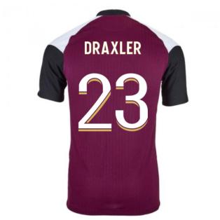 2020-2021 PSG Third Shirt (DRAXLER 23)