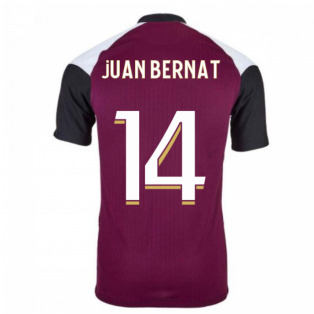 2020-2021 PSG Third Shirt (JUAN BERNAT 14)
