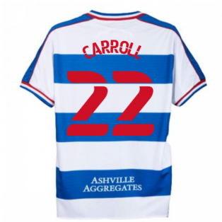 2020-2021 Queens Park Rangers Home Shirt (CARROLL 22)