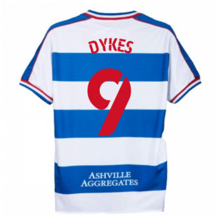 2020-2021 Queens Park Rangers Home Shirt (DYKES 9)