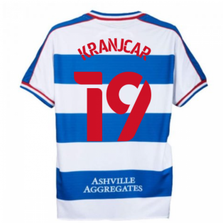 2020-2021 Queens Park Rangers Home Shirt (KRANJCAR 19)