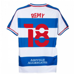 2020-2021 Queens Park Rangers Home Shirt (REMY 18)