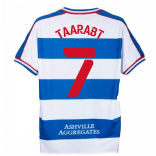 2020-2021 Queens Park Rangers Home Shirt (TAARABT 7)