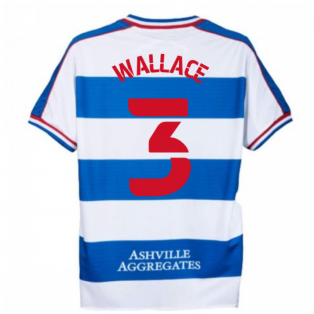 2020-2021 Queens Park Rangers Home Shirt (WALLACE 3)