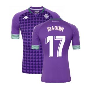 2020-2021 Real Betis Away Shirt (JOAQUIN 17)