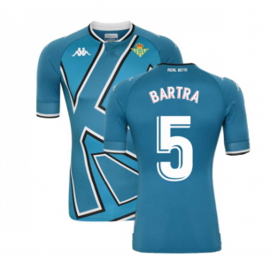 2020-2021 Real Betis Fourth Shirt (BARTRA 5)