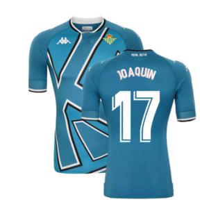 2020-2021 Real Betis Fourth Shirt (JOAQUIN 17)