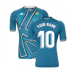 2020-2021 Real Betis Fourth Shirt (Your Name)