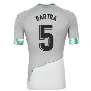 2020-2021 Real Betis Third Shirt (BARTRA 5)