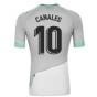 2020-2021 Real Betis Third Shirt (CANALES 10)