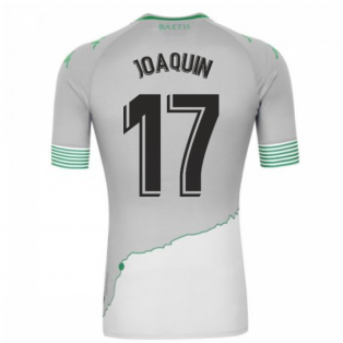 2020-2021 Real Betis Third Shirt (JOAQUIN 17)