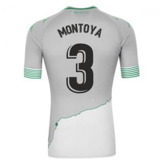 2020-2021 Real Betis Third Shirt (MONTOYA 3)