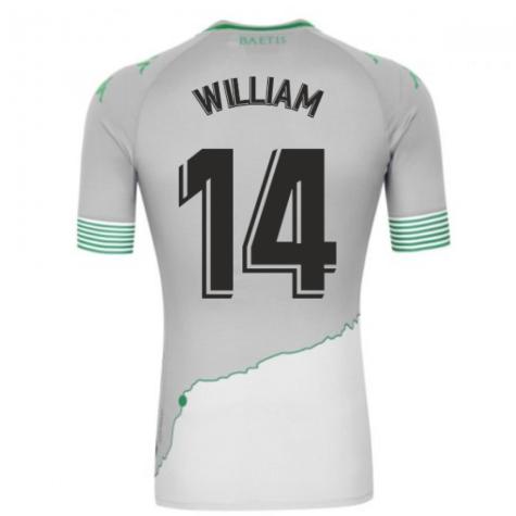2020-2021 Real Betis Third Shirt (WILLIAM 14)