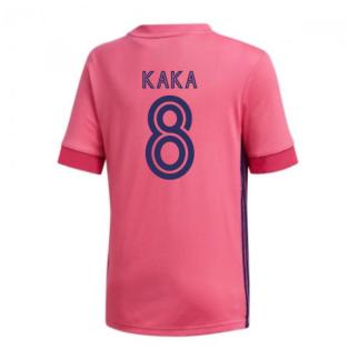 2020-2021 Real Madrid Adidas Away Shirt (Kids) (KAKA 8)