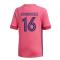 2020-2021 Real Madrid Adidas Away Shirt (Kids) (RODRIQUEZ 16)